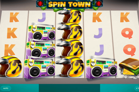 SPIN TOWN RED TIGER CASINO SLOTS
