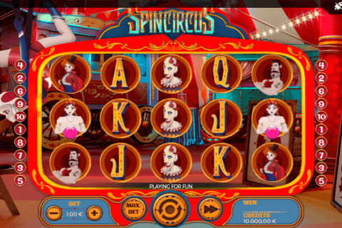 SPINCIRCUS SPINMATIC CASINO SLOTS