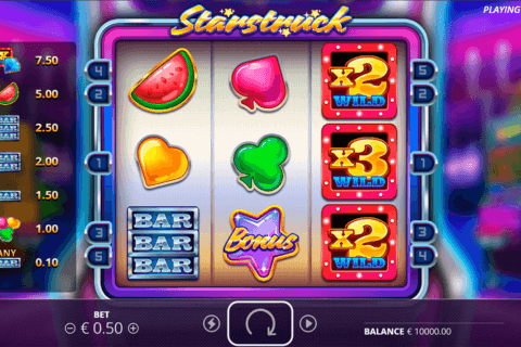 STARSTRUCK NOLIMIT CITY CASINO SLOTS