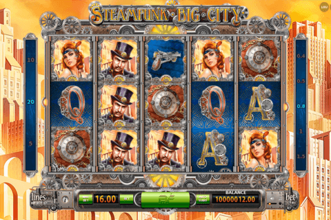 steam punk big city bf games casino slots