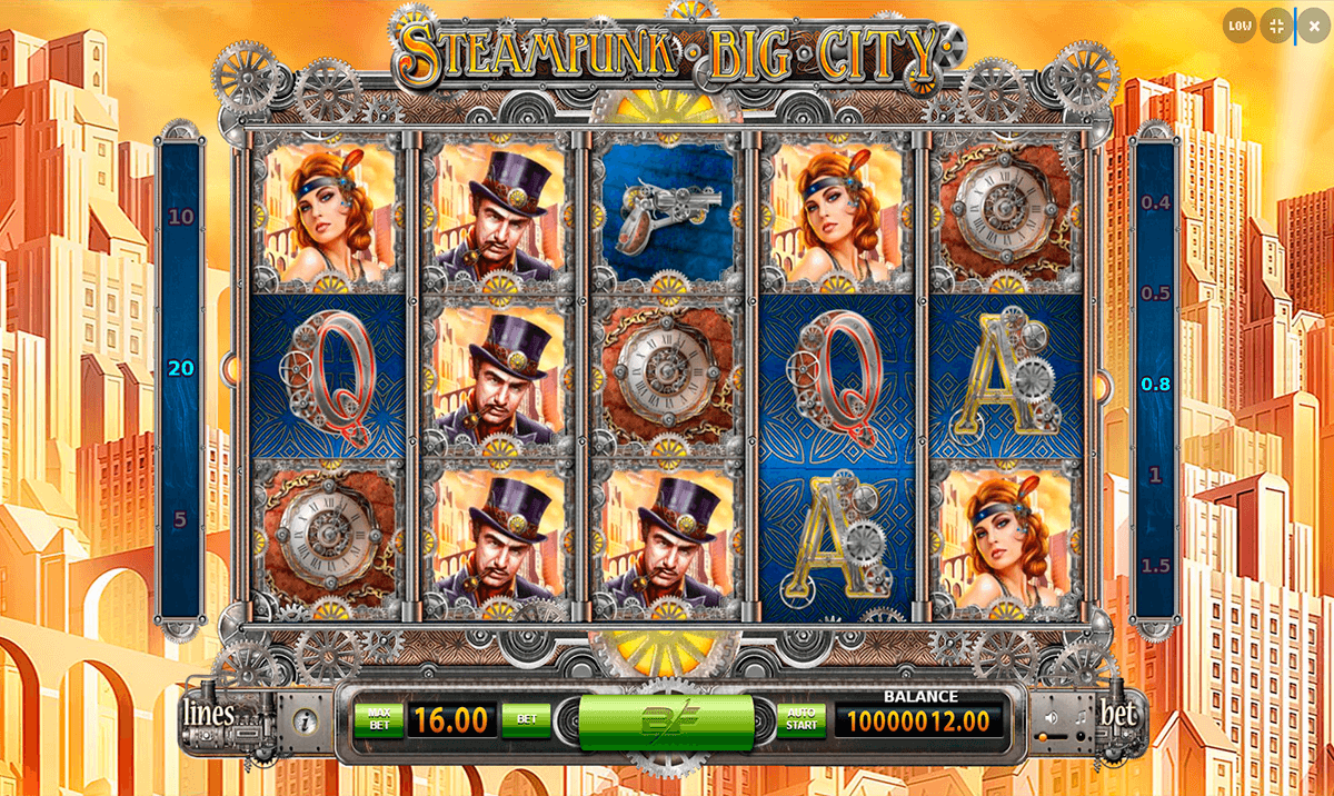 Steam Punk Heroes Slot Machine Online ᐈ ™ Casino Slots