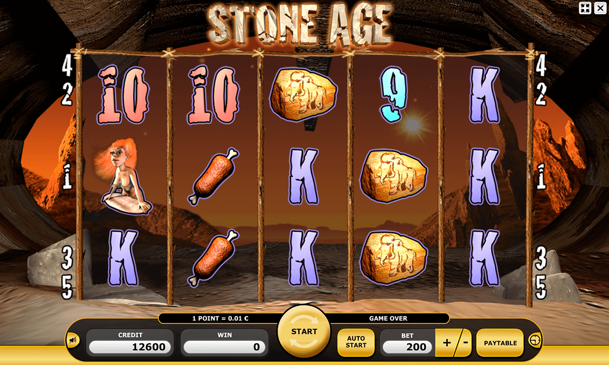 Stone Age™ Slot Machine Game to Play Free in Endorphinas Online Casinos