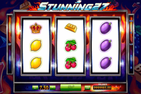Stunning 27 Slot Machine Online ᐈ BF Games™ Casino Slots