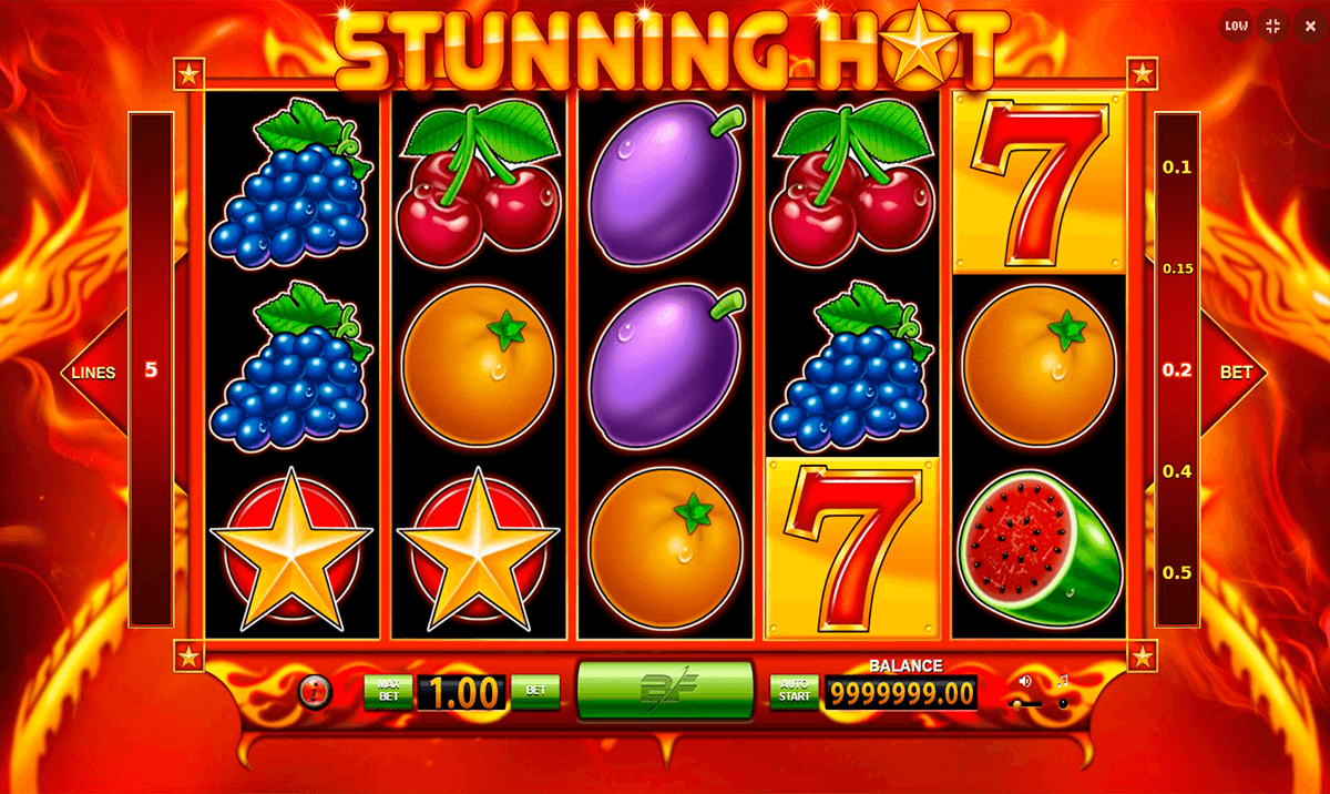 So Hot Slot Machine - Free to Play Online Game