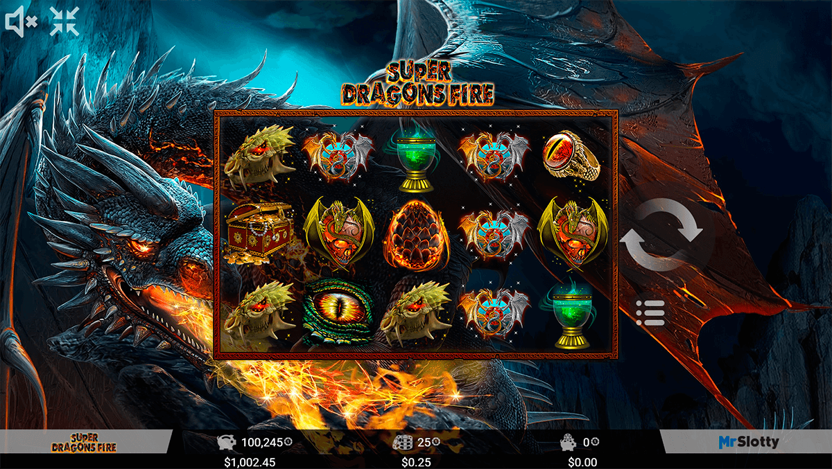 Fire Dragon Slot Machine - Play for Free With No Download