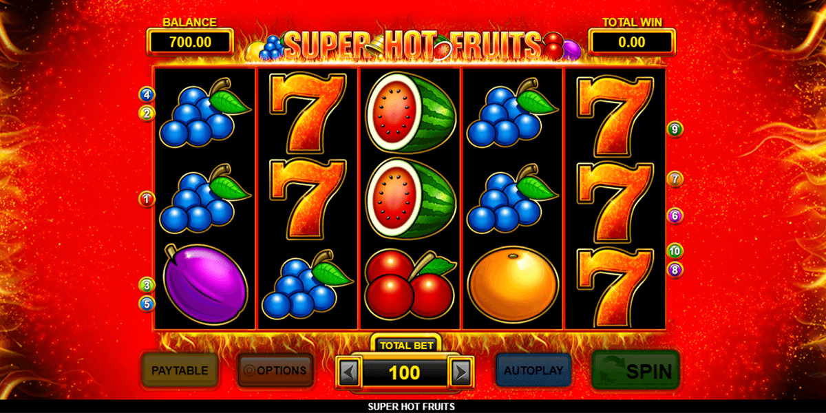 HOT Fruits Slot Machine Online ᐈ MrSlotty™ Casino Slots