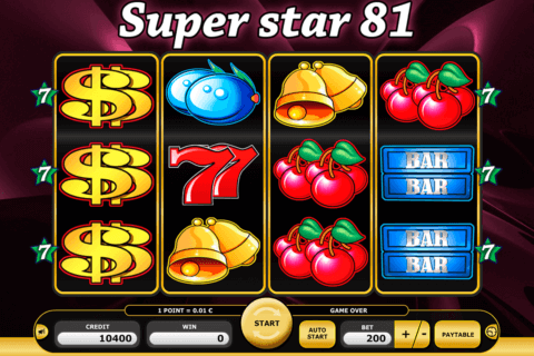 super star 81 kajot casino slots