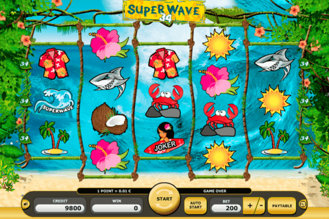 SUPER WAVE 34 KAJOT CASINO SLOTS