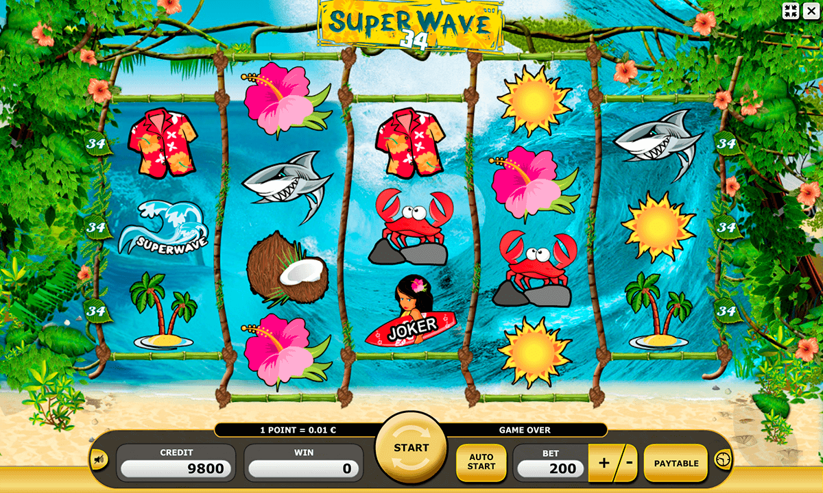 Super Lines 2 Slot Machine Online ᐈ Kajot™ Casino Slots