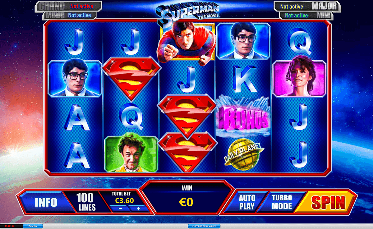 Spiele SuperHero Reels - Video Slots Online
