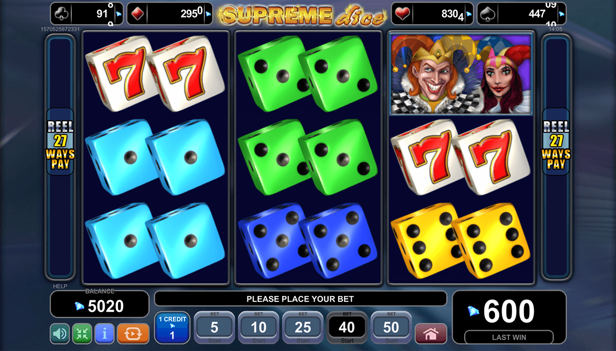 Dice Express Slots - Free to Play Online Casino Game