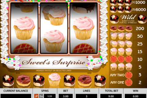 SWEET SURPRISE 3 REELS PRAGMATIC CASINO SLOTS