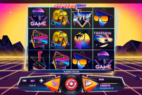 SYNTHWAY SPINMATIC CASINO SLOTS