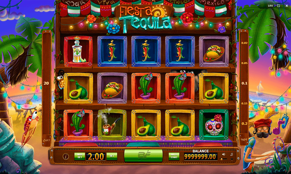 Fiesta Slot Machine Review & Free Instant Play Casino Game