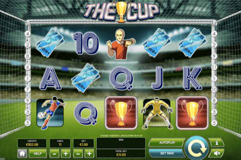 THE CUP TOM HORN CASINO SLOTS