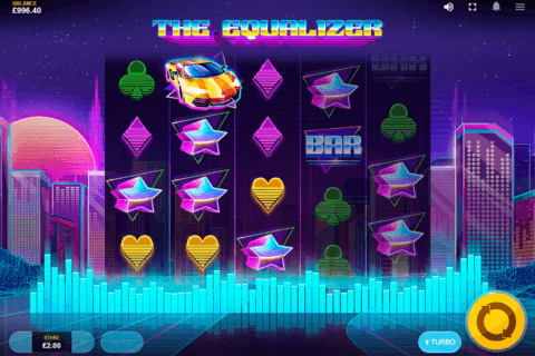 THE EQUALIZER RED TIGER CASINO SLOTS