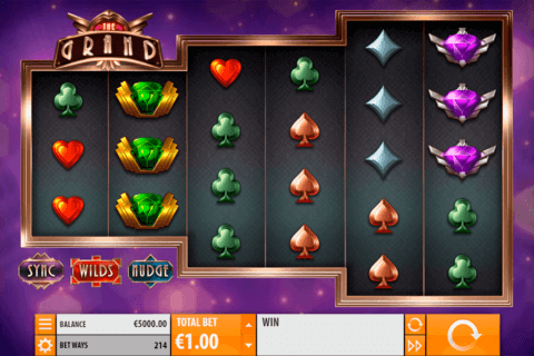 THE GRAND QUICKSPIN CASINO SLOTS