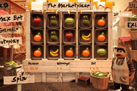 THE MARKETPLACE BOOMING GAMES CASINO SLOTS