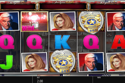 THE NAKED GUN BLUEPRINT CASINO SLOTS