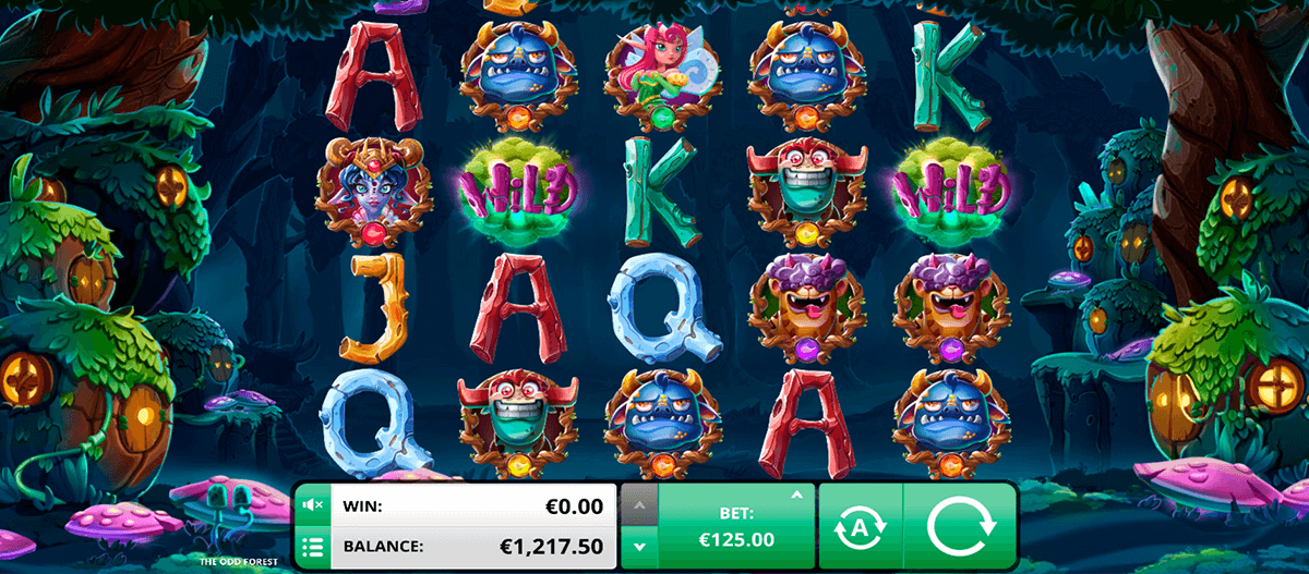 THE ODD FOREST FOXIUM CASINO SLOTS