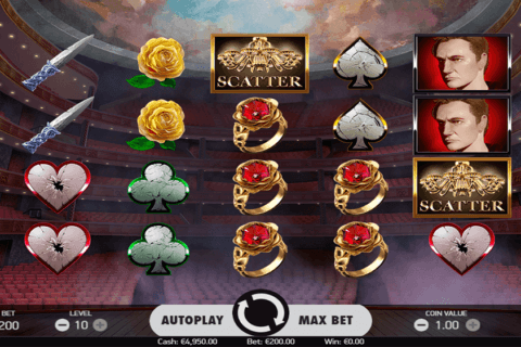 THE PHANTOMS CURSE NETENT CASINO SLOTS