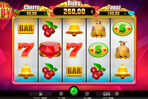 THE RUBY ISOFTBET CASINO SLOTS