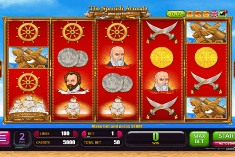 THE SPANISH ARMADA BELATRA CASINO SLOTS