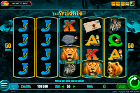 THE WILDLIFE 2 BELATRA CASINO SLOTS