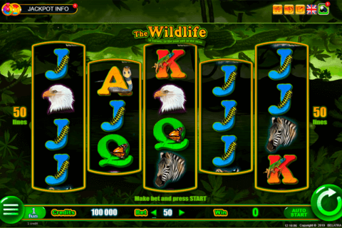 THE WILDLIFE BELATRA CASINO SLOTS
