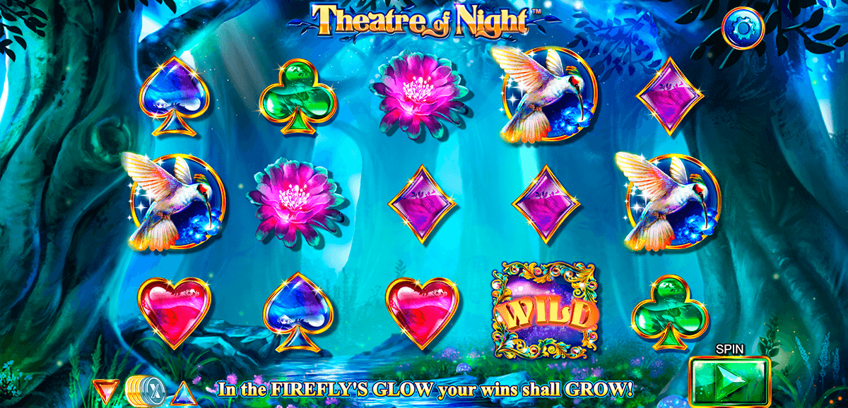 Theatre of Night Online Slot - NextGen Casino Slots - Rizk Casino