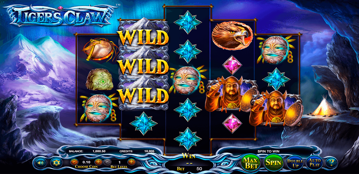 Spiele Tiger Claws - Video Slots Online