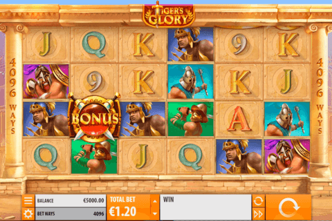 TIGERS GLORY QUICKSPIN CASINO SLOTS