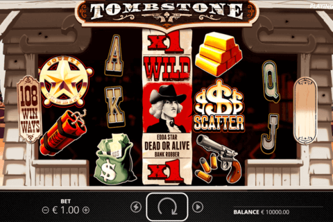TOMBSTONE NOLIMIT CITY CASINO SLOTS