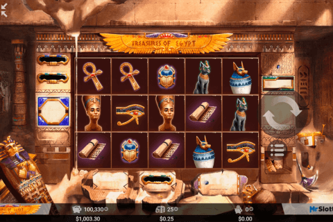 treasures of egypt mrslotty casino slots
