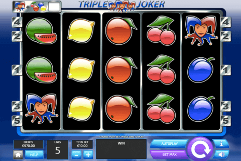 TRIPLE JOKER TOM HORN CASINO SLOTS