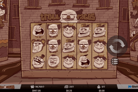 TROLL FACES MRSLOTTY CASINO SLOTS