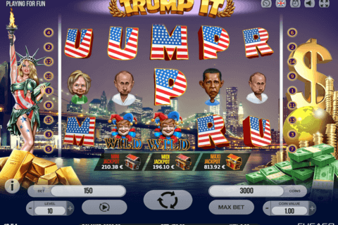 TRUMP IT FUGASO CASINO SLOTS