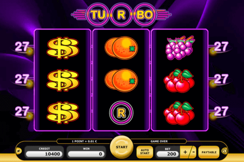 turbo 27 kajot casino slots