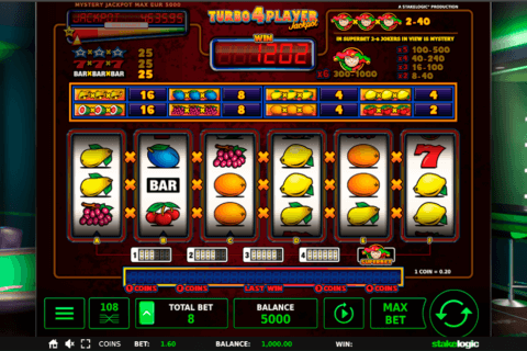 TURBO4PLAYER STAKE LOGIC CASINO SLOTS