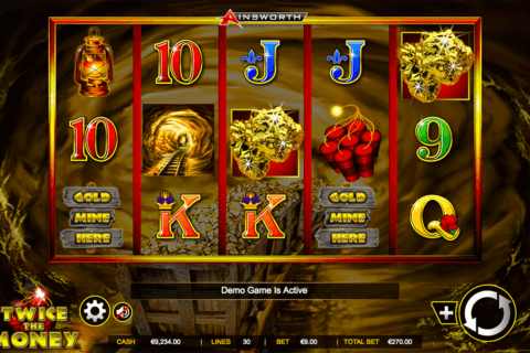 twice the money ainsworth casino slots