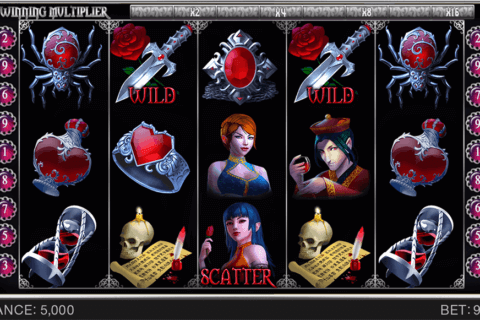 UNDYING PASSION SPINOMENAL CASINO SLOTS