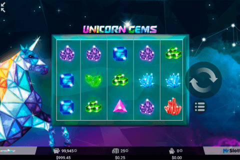 Unicorn Gems Slot Machine Online ᐈ MrSlotty™ Casino Slots