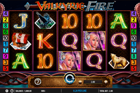 VALKYRIE FIRE BARCREST CASINO SLOTS