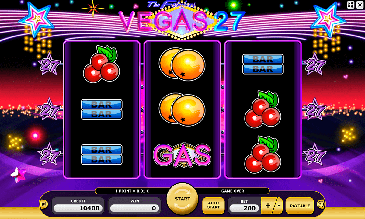 Fruit Machine 27™ Slot Machine Game to Play Free in Kajots Online Casinos