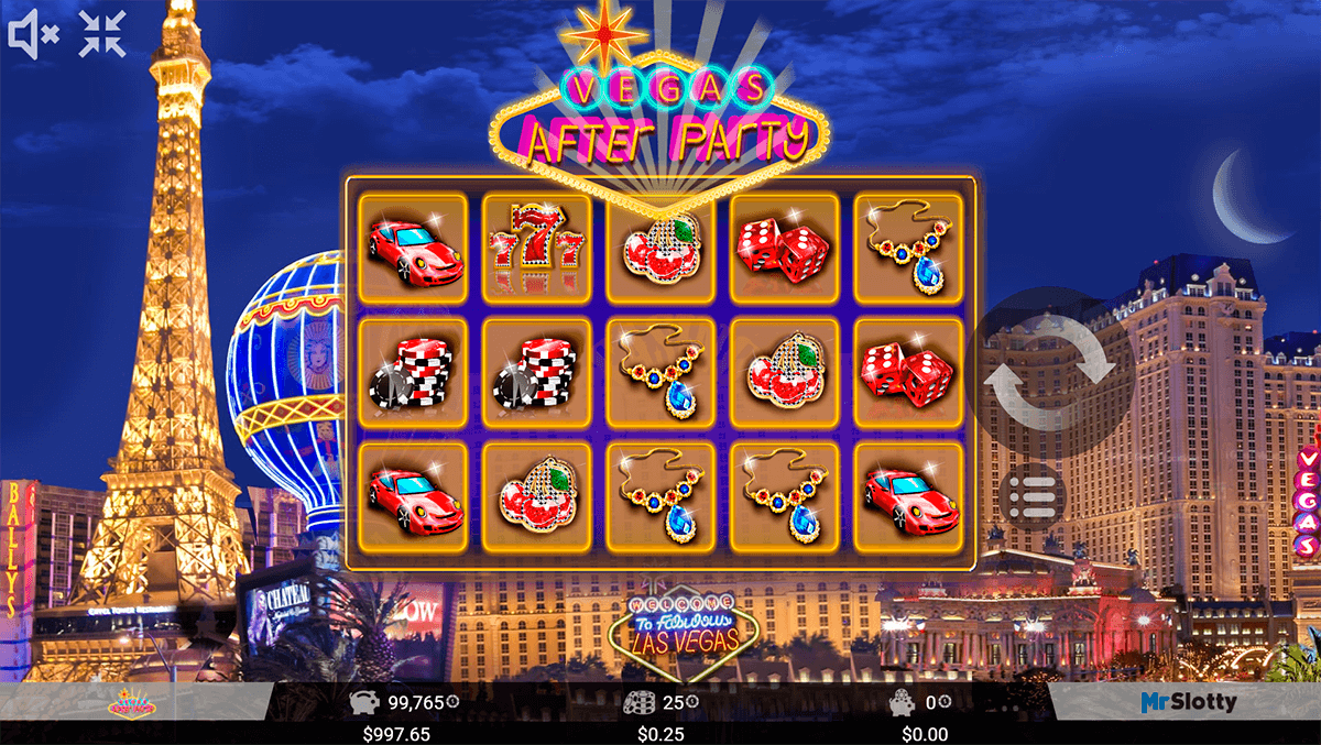 Vegas After Party Slot Machine Online ᐈ MrSlotty™ Casino Slots