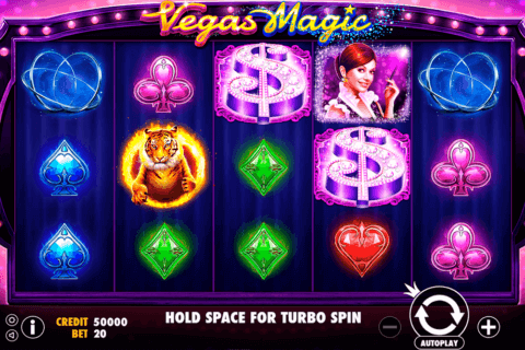 VEGAS MAGIC PRAGMATIC CASINO SLOTS