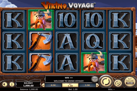 VIKING VOYAGE BETSOFT CASINO SLOTS