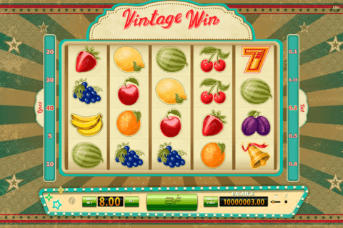 Vintage Win Slot Machine Online ᐈ BF Games™ Casino Slots