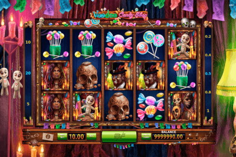 VOODOO CANDY SHOP BF GAMES CASINO SLOTS