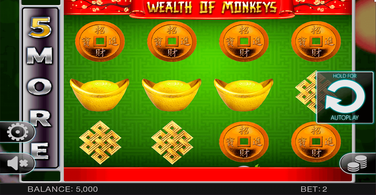 Spiele Wealth Of Monkey - Video Slots Online